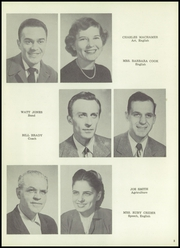Page 11, 1953 Edition, Monticello High School - Memories Yearbook (Monticello, IL) online yearbook collection