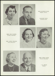 Page 12, 1953 Edition, Monticello High School - Memories Yearbook (Monticello, IL) online yearbook collection