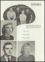Page 16, 1953 Edition, Monticello High School - Memories Yearbook (Monticello, IL) online yearbook collection