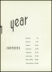 Page 7, 1953 Edition, Monticello High School - Memories Yearbook (Monticello, IL) online yearbook collection
