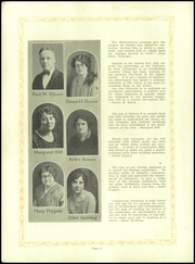 Montpelier High School - Mirror Yearbook (Montpelier, OH) online yearbook collection, 1926 Edition, Page 14