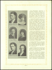 Montpelier High School - Mirror Yearbook (Montpelier, OH) online yearbook collection, 1926 Edition, Page 15 of 140