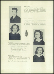 Page 16, 1946 Edition, Montrose High School - Acta Yearbook (Montrose, PA) online yearbook collection
