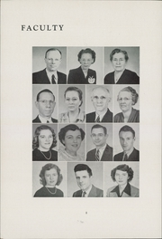 Page 12, 1948 Edition, Montrose High School - Acta Yearbook (Montrose, PA) online yearbook collection