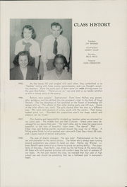 Page 15, 1948 Edition, Montrose High School - Acta Yearbook (Montrose, PA) online yearbook collection