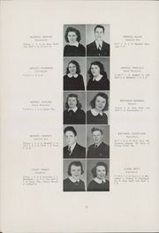 Page 16, 1948 Edition, Montrose High School - Acta Yearbook (Montrose, PA) online yearbook collection