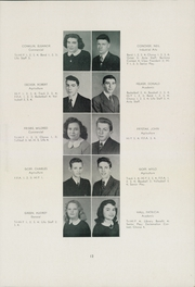 Page 17, 1948 Edition, Montrose High School - Acta Yearbook (Montrose, PA) online yearbook collection