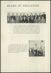 Page 10, 1952 Edition, Montrose High School - Acta Yearbook (Montrose, PA) online yearbook collection