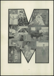 Page 14, 1952 Edition, Montrose High School - Acta Yearbook (Montrose, PA) online yearbook collection