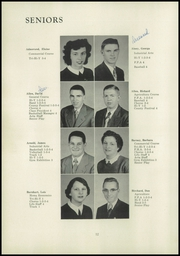 Page 16, 1952 Edition, Montrose High School - Acta Yearbook (Montrose, PA) online yearbook collection