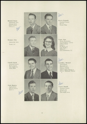 Page 17, 1952 Edition, Montrose High School - Acta Yearbook (Montrose, PA) online yearbook collection