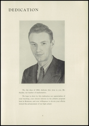 Page 7, 1952 Edition, Montrose High School - Acta Yearbook (Montrose, PA) online yearbook collection