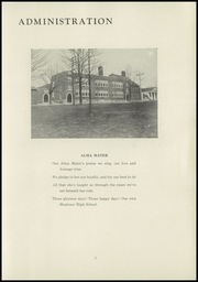 Page 9, 1952 Edition, Montrose High School - Acta Yearbook (Montrose, PA) online yearbook collection
