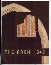 Moody Bible Institute - Arch Yearbook (Chicago, IL) online yearbook collection, 1942 Edition, Cover