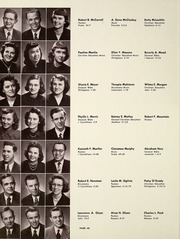 Moody Bible Institute - Arch Yearbook (Chicago, IL) online yearbook collection, 1951 Edition, Page 52