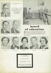 Page 10, 1955 Edition, Moon High School - Flame Yearbook (Coraopolis, PA) online yearbook collection