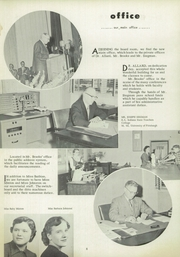 Page 12, 1955 Edition, Moon High School - Flame Yearbook (Coraopolis, PA) online yearbook collection