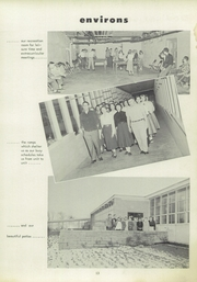 Page 17, 1955 Edition, Moon High School - Flame Yearbook (Coraopolis, PA) online yearbook collection