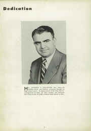 Page 8, 1955 Edition, Moon High School - Flame Yearbook (Coraopolis, PA) online yearbook collection