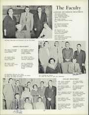 Page 16, 1959 Edition, Moon High School - Flame Yearbook (Coraopolis, PA) online yearbook collection
