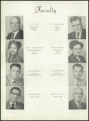 Page 10, 1956 Edition, Morgan High School - Utopian Yearbook (Morgan, UT) online yearbook collection