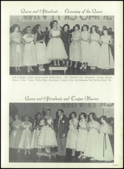Page 7, 1956 Edition, Morgan High School - Utopian Yearbook (Morgan, UT) online yearbook collection