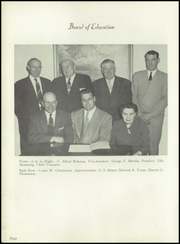 Page 8, 1956 Edition, Morgan High School - Utopian Yearbook (Morgan, UT) online yearbook collection
