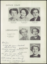 Page 11, 1954 Edition, Morgan Park High School - Empehi Yearbook (Chicago, IL) online yearbook collection