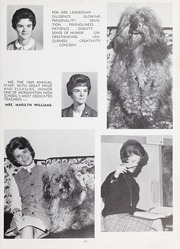 Page 17, 1969 Edition, Morganton High School - Cats Tale Yearbook (Morganton, NC) online yearbook collection