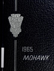 Morley Stanwood High School - Mohawk Yearbook (Morley, MI) online yearbook collection, 1965 Edition, Cover