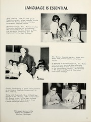 Page 15, 1965 Edition, Morley Stanwood High School - Mohawk Yearbook (Morley, MI) online yearbook collection
