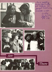 Page 11, 1981 Edition, Morrilton High School - Ayer Yearbook (Morrilton, AR) online yearbook collection