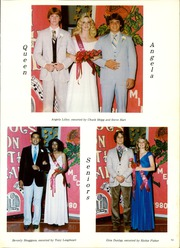 Page 17, 1981 Edition, Morrilton High School - Ayer Yearbook (Morrilton, AR) online yearbook collection
