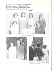 Morris College - Hornet Yearbook (Sumter, SC) online yearbook collection, 1971 Edition, Page 8