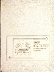 Morris College - Hornet Yearbook (Sumter, SC) online yearbook collection, 1983 Edition, Cover