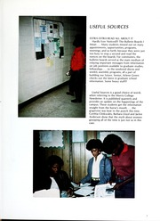 Page 13, 1985 Edition, Morris College - Hornet Yearbook (Sumter, SC) online yearbook collection