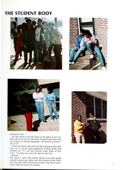 Page 9, 1985 Edition, Morris College - Hornet Yearbook (Sumter, SC) online yearbook collection