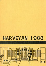 Morris Harvey College - Harveyan Yearbook (Charleston, WV) online yearbook collection, 1968 Edition, Cover