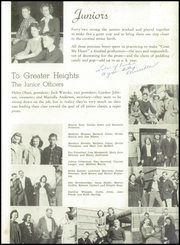Page 17, 1942 Edition, Morris High School - Iwatka Yearbook (Morris, MN) online yearbook collection