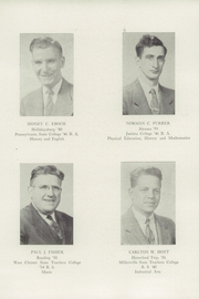 Page 17, 1949 Edition, Morrison Cove High School - Pine Crest Yearbook (Martinsburg, PA) online yearbook collection