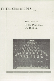 Page 7, 1949 Edition, Morrison Cove High School - Pine Crest Yearbook (Martinsburg, PA) online yearbook collection