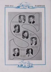 Page 10, 1932 Edition, Morrison High School - Warwick Yearbook (Morrison, VA) online yearbook collection