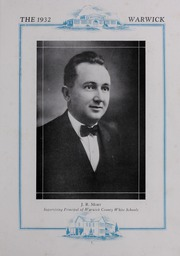 Page 11, 1932 Edition, Morrison High School - Warwick Yearbook (Morrison, VA) online yearbook collection