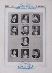Page 12, 1932 Edition, Morrison High School - Warwick Yearbook (Morrison, VA) online yearbook collection