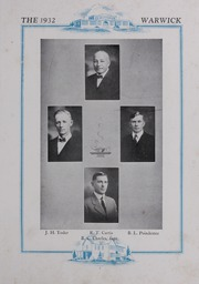 Page 9, 1932 Edition, Morrison High School - Warwick Yearbook (Morrison, VA) online yearbook collection