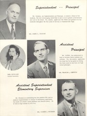 Morrisonville High School - Crest Yearbook (Morrisonville, IL) online yearbook collection, 1956 Edition, Page 10