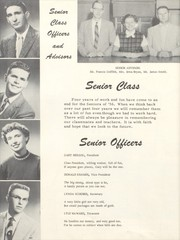 Morrisonville High School - Crest Yearbook (Morrisonville, IL) online yearbook collection, 1956 Edition, Page 16