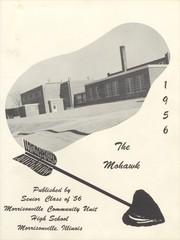 Morrisonville High School - Crest Yearbook (Morrisonville, IL) online yearbook collection, 1956 Edition, Page 5