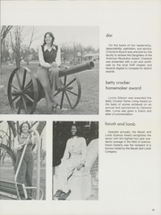 Morristown Hamblen East High School - Itakha Yearbook (Morristown, TN) online yearbook collection, 1974 Edition, Page 37