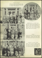 Page 10, 1953 Edition, Morristown High School - Cobbonian Yearbook (Morristown, NJ) online yearbook collection